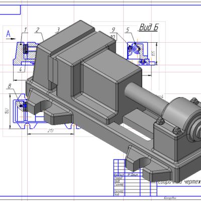 3D-модели и чертежи (Комплект)