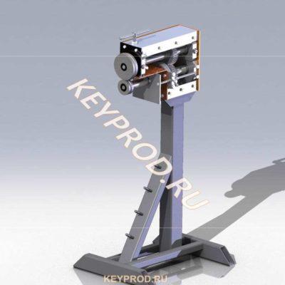 Зиговочная машина ручная чертежи скачать