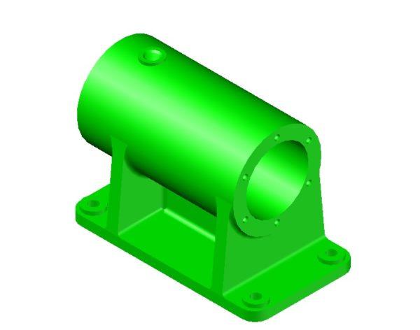 МЧ00.26.00.01 Корпус 3D-модель