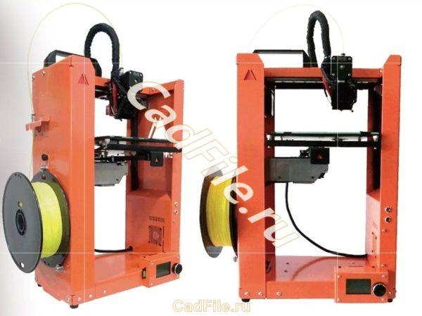 3D-принтер своими руками скачать