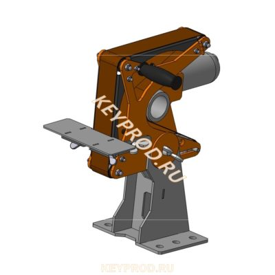 Гриндер из ушм 3D-Модель скачать