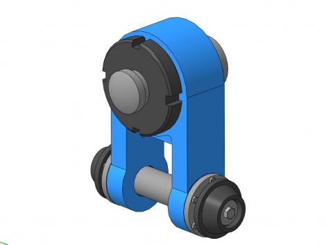 МЧ00.27.00.00.СБ - Буфер 3D-модель