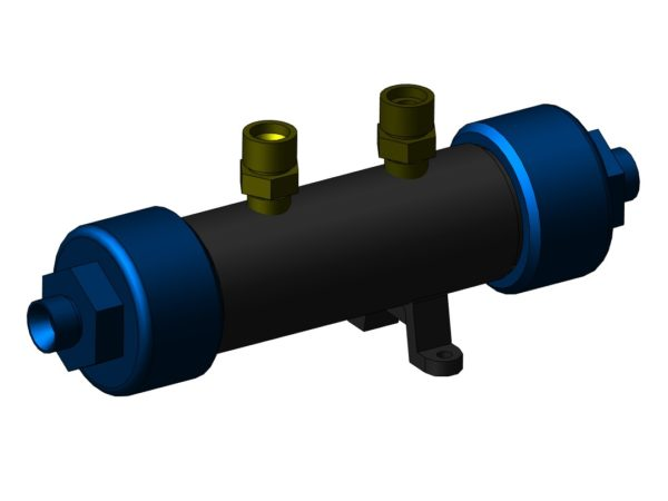 МЧ00.33.00.00.СБ Гидрозамок 3D-модель