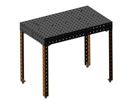 стол сварочный 1000х600