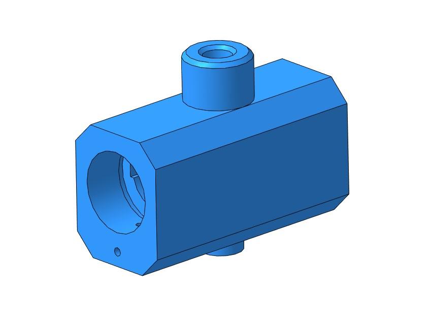 МЧ00.53.00.01 Корпус 3D-модель
