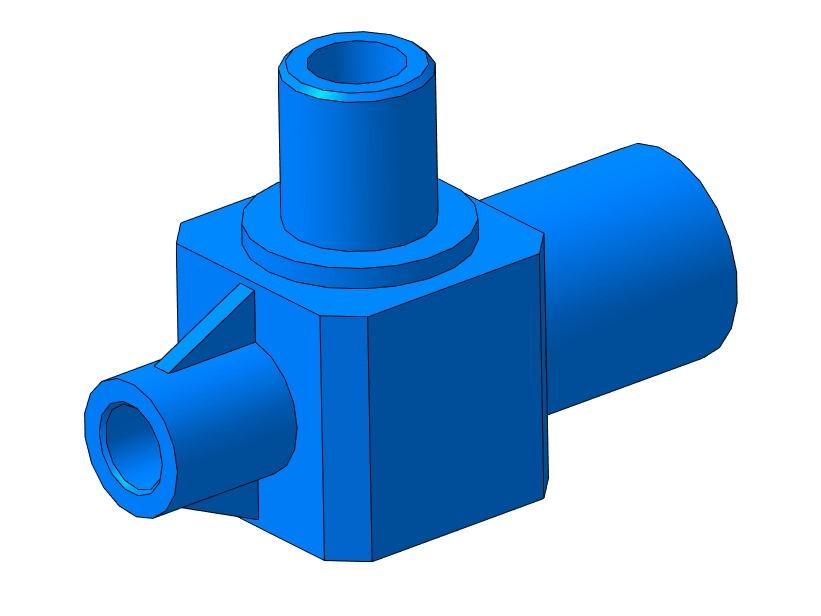 МЧ00.60.00.01 Корпус 3D-модель
