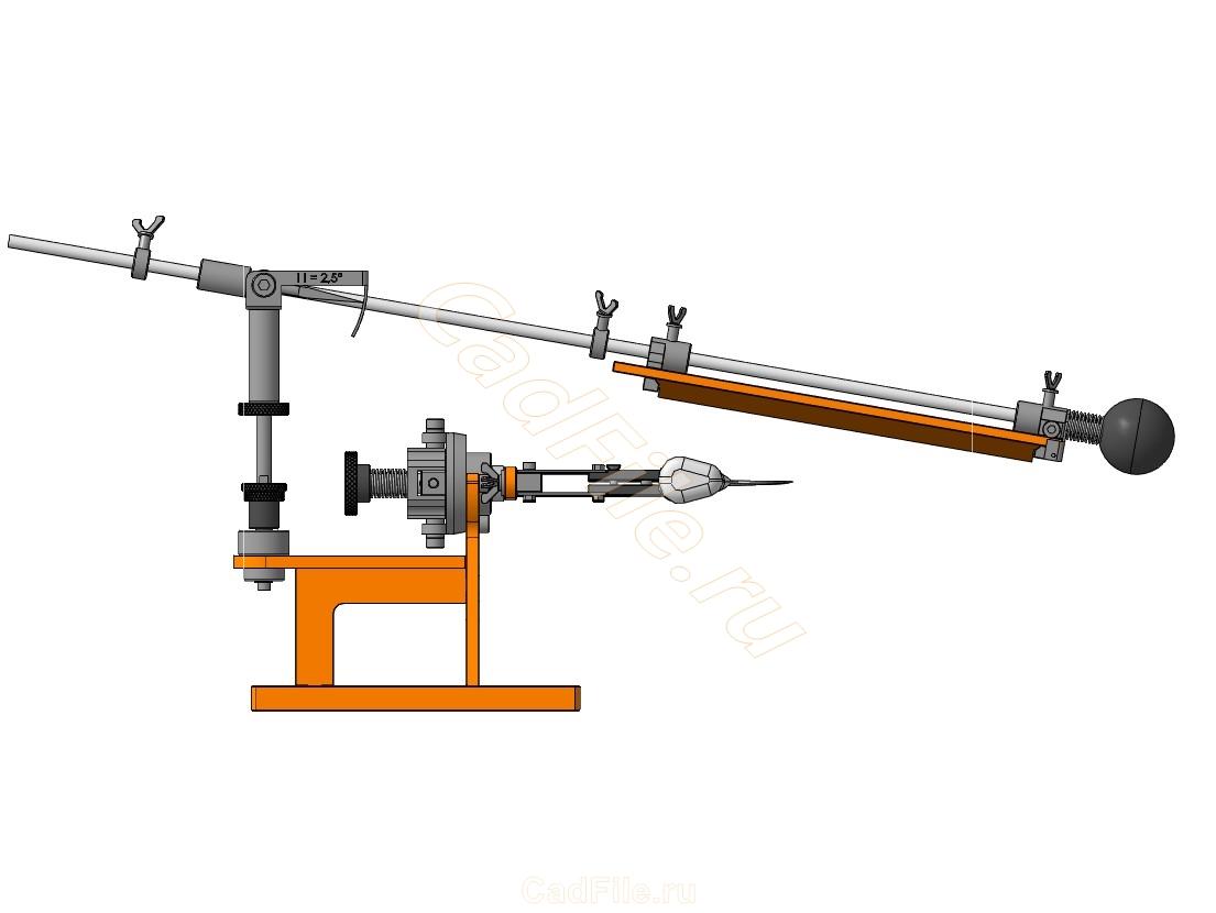 Точильный станок для ножей 3D-модель