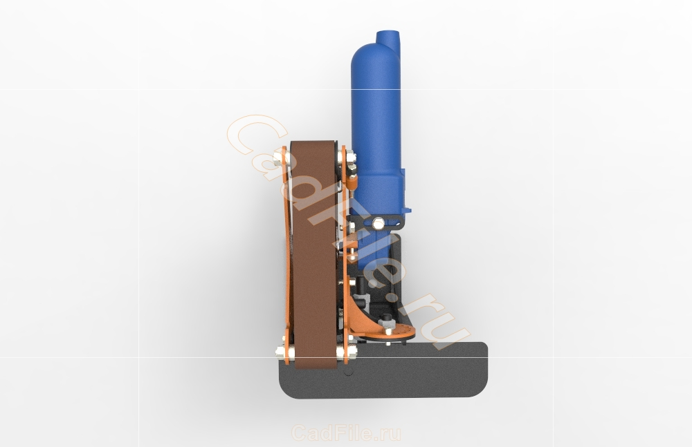 гриндер 3D-модель